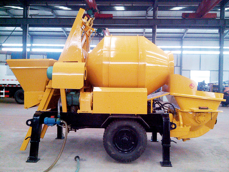electric powered concrete pump for sale