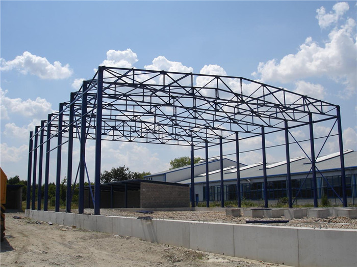 custom steel structure for sale