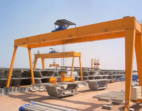 High Quality 60 Ton Gantry Crane for Business