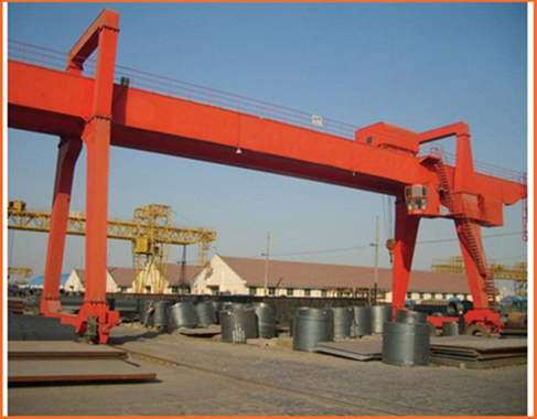 Professional 60 Ton Gantry Cranes for Sale